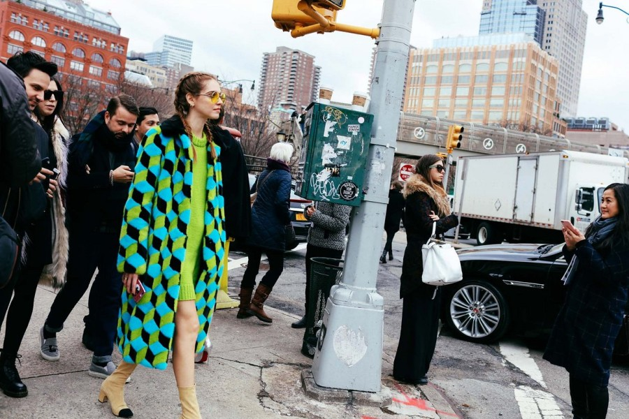 New York Fashion Week: The Best Street Style outfits