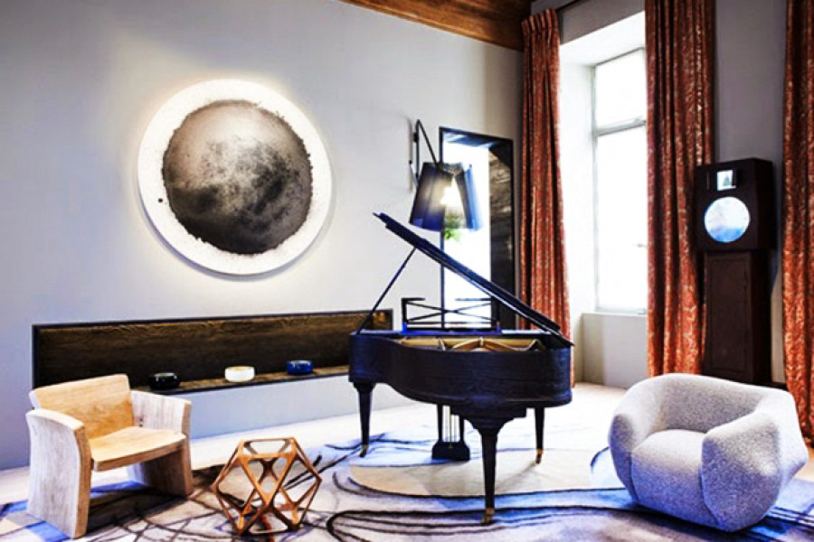 Rock n' rolling your space – Inspirational rooms with Grand Pianos