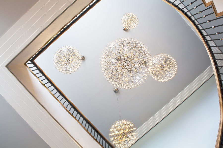 Is it all about the lighting? 5 Luxury Chandeliers for your home