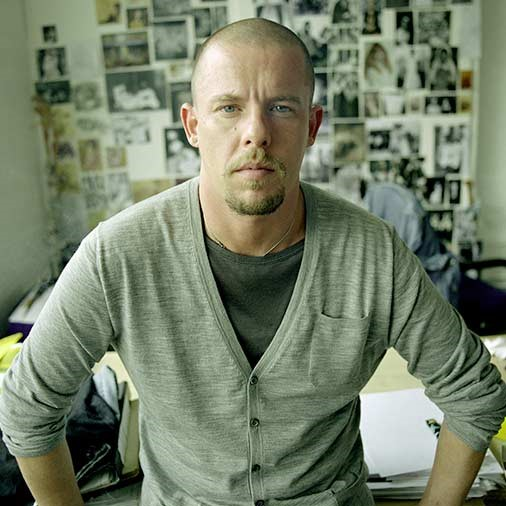 5 Top Fashion Designers picked by Peter Staunton Interior Design - Alexander Mcqueen