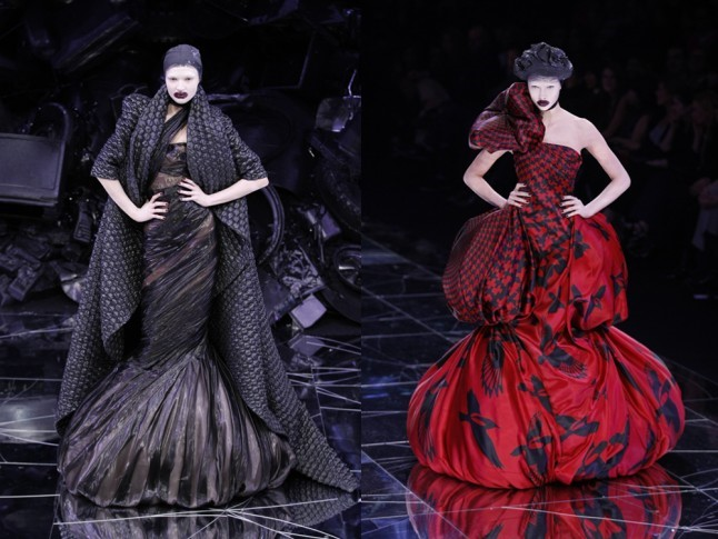 5 Top Fashion Designers picked by Peter Staunton Interior Design - Alexander Mcqueen2