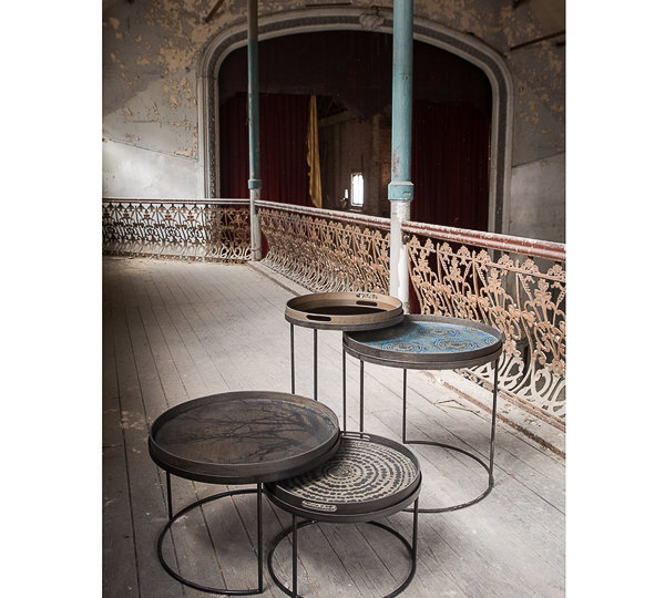 Side Tables we recommend for rock n roll chic style peter staunton interior design london warwickshire leamington spa (10)