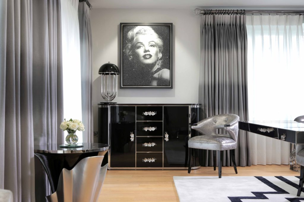 Side Tables we recommend for rock n roll chic style peter staunton interior design london warwickshire leamington spa (9)