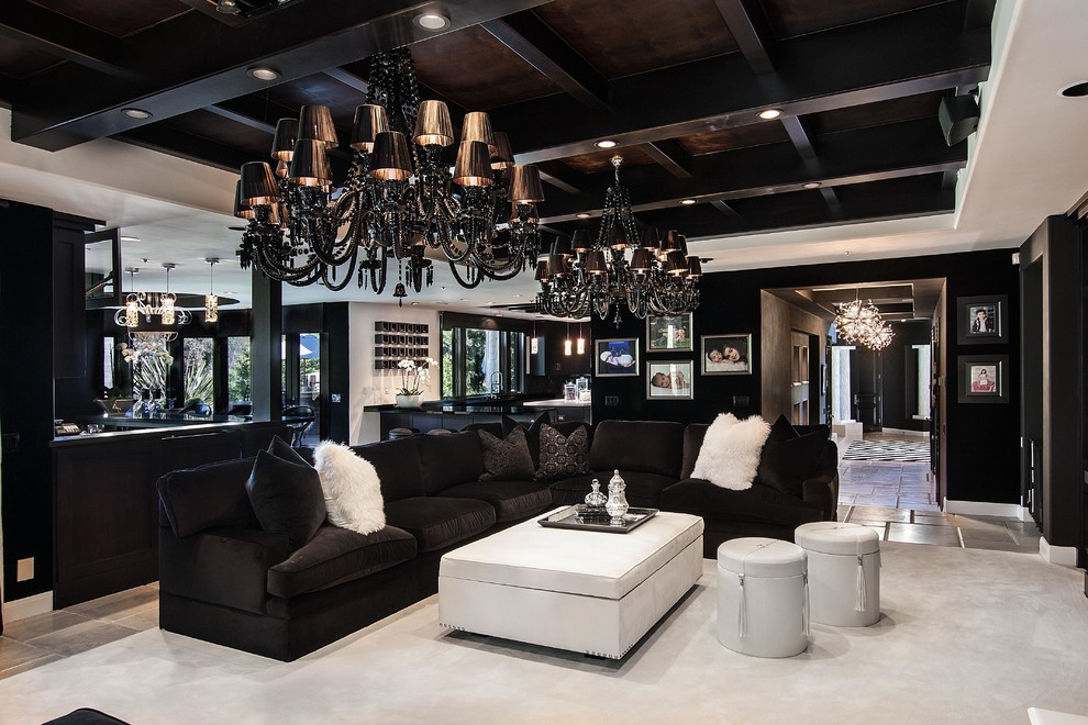 black_and_white_interior_rock_n_roll_chic_peter_staunton_interior_design_blog-1