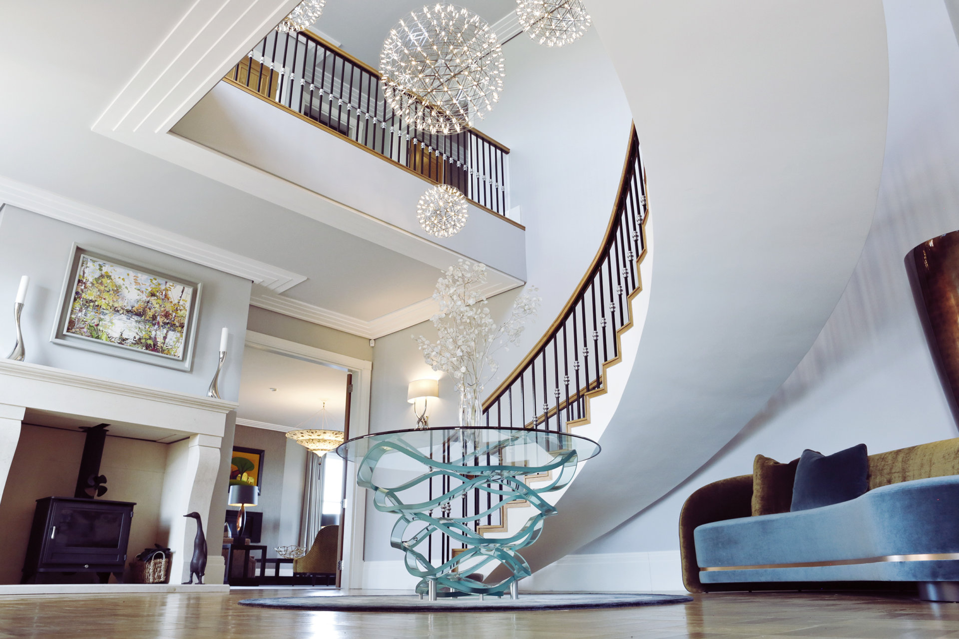Peter_Staunton_Interior_Design_Flint_Hall_Entrance_Leamington_Spa_Warwickshire